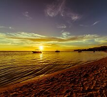 Days End in Paradise by Lee Wilson
