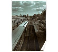 The Last Train To......... Poster