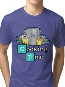 It's Cooking Time ... Tri-blend T-Shirt