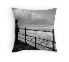 Stormwatcher Throw Pillow