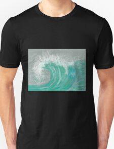 Buttercurl Wave Unisex T-Shirt