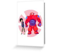 BIG HERO 6 Greeting Card