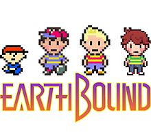 Earthbound Gang by FormalComplaint