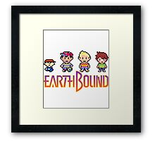 Earthbound Gang Framed Print