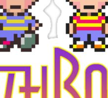 Earthbound Gang Sticker