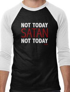 Bianca Del Rio - Not today, Satan Men's Baseball ¾ T-Shirt