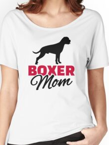 Boxer Mom Women's Relaxed Fit T-Shirt