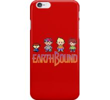 Earthbound Gang iPhone Case/Skin