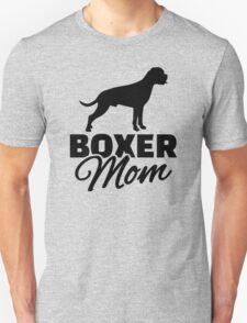Boxer Mom Unisex T-Shirt