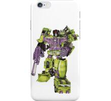 Devastator 2012 iPhone Case/Skin