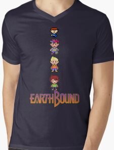 iPhone Earthbound Mens V-Neck T-Shirt