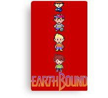 iPhone Earthbound Canvas Print