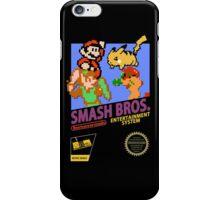 Smash Bros. iPhone Case/Skin