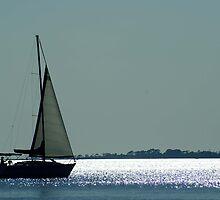 Sailing Away by AJRosera