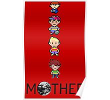 iPhone Mother Poster