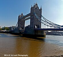 England - Tower Bridge by jezebel521