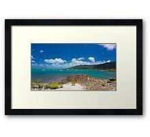 Airlie Beach Framed Print