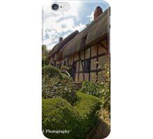 England - Cottage Stratford iPhone Case/Skin