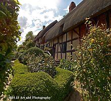 England - Cottage Stratford by jezebel521