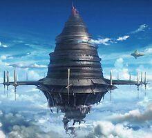Sword Art Online - Aincrad by ghoststorm