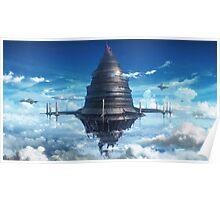 Sword Art Online - Aincrad Poster