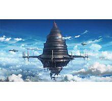 Sword Art Online - Aincrad Photographic Print