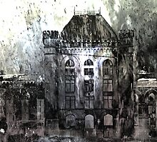 Castle of Tormented Souls by Jason Lee Jodoin