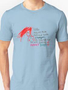 'He Assured her he was feeling Hunky Dory' T-Shirt