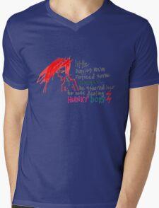 'He Assured her he was feeling Hunky Dory' Mens V-Neck T-Shirt