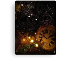 Time For Santa 2014 Canvas Print