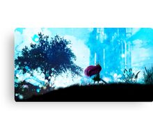 Child of Light - FanArt Canvas Print