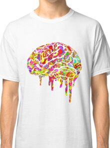 Melting Brain Classic T-Shirt