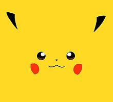 Pikachu by Diddlys-Shop