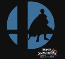 Super Smash Bros - Marth by WillOrcas
