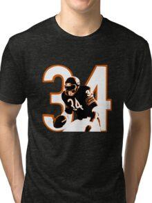WALTER PAYTON Tri-blend T-Shirt