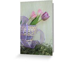 Spring Rewards Greeting Card