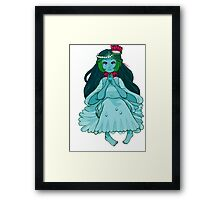 Water Princess - Adventure Time Framed Print