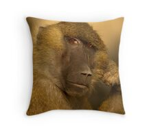 The Intellect Throw Pillow