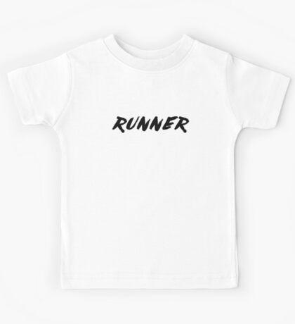 Runner  Kids Tee