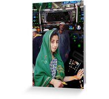 Pakistani Starship Greeting Card