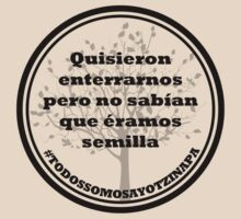 #TodosSomosAyotzinapa by AlejandroOrtiz