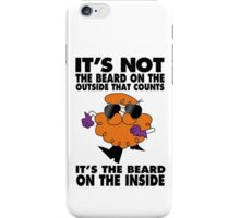 Dexter's beard iPhone Case/Skin