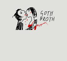 'Goth Broth' Womens Fitted T-Shirt
