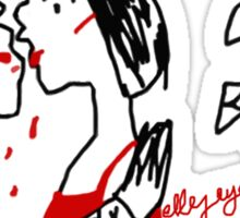 'Goth Broth' Sticker