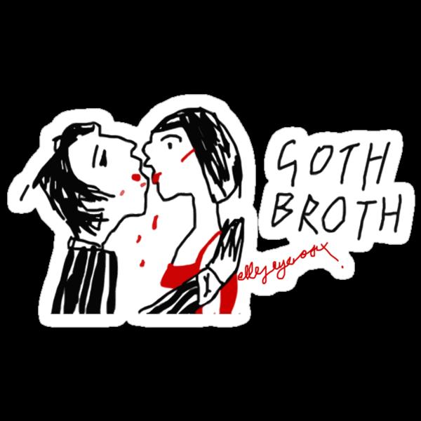 'Goth Broth' by ellejayerose