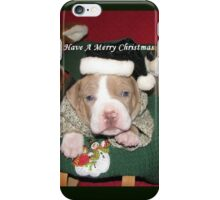 Have A Merry Christmas iPhone Case/Skin