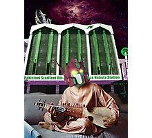 The Obi-Khan Deep Space Nebula Station Photographic Print