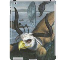 Scroobius Pip iPad Case/Skin