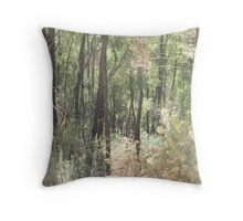 Nature's abstracts 2 Throw Pillow