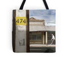 Move With The Times Tote Bag
